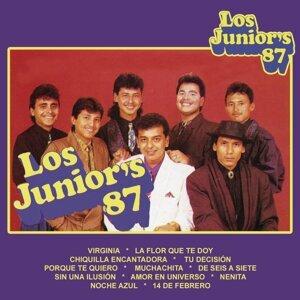 Los Junior's 87 歌手頭像