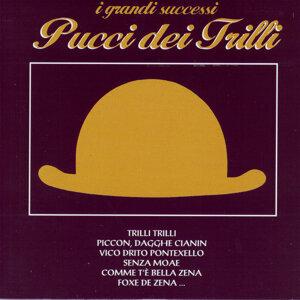 Pucci Dei Trilli アーティスト写真