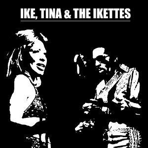 Ike, Tina & The Ikettes アーティスト写真