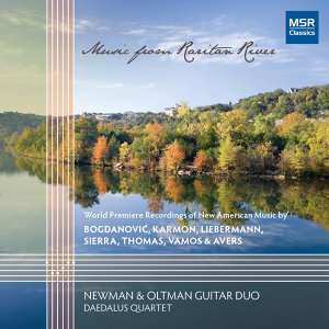 The Newman & Oltman Guitar Duo, Turtle Island String Quartet, Sally Rogers, Jay Ungar アーティスト写真