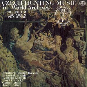 Collegium musicum pragense 歌手頭像