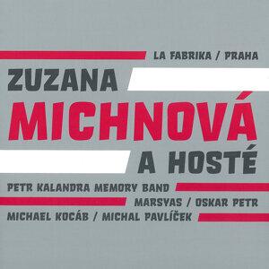 Zuzana Michnová 歌手頭像