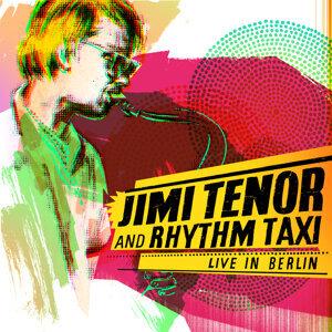 Jimi Tenor And Rhythm Taxi アーティスト写真