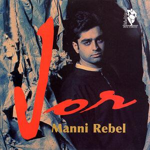 Manni Rebel アーティスト写真
