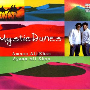 Amaan and Ayaan Ali Khan アーティスト写真