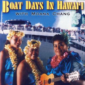 Moana Chang 歌手頭像