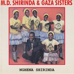 M.D.Shirinda & Gaza Sisters アーティスト写真