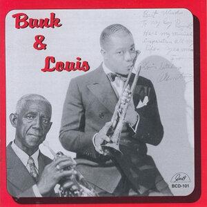 Louis Armstrong, Bunk Johnson 歌手頭像