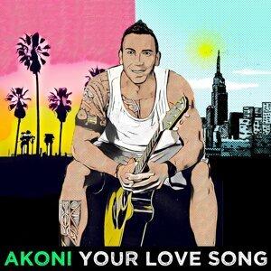 Akoni 歌手頭像