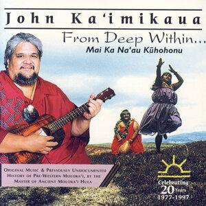 John Ka'imikaua 歌手頭像