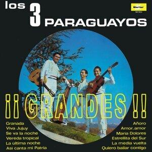 Los 3 Paraguayos 歌手頭像