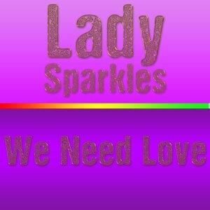 Lady Sparkles アーティスト写真