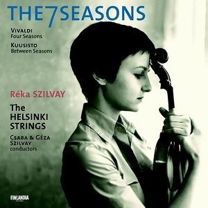 Helsinki Strings, The and Szilvay, Csaba and Silvay, Geza 歌手頭像