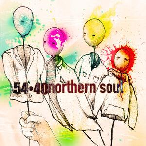 54-40 歌手頭像