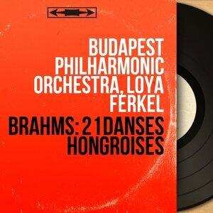 Budapest Philharmonic Orchestra, Loya Ferkel 歌手頭像