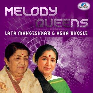 Lata Mangeshkar, Asha Bhosle アーティスト写真