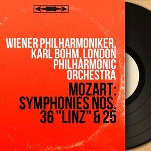Wiener Philharmoniker, Karl Böhm, London Philharmonic Orchestra 歌手頭像
