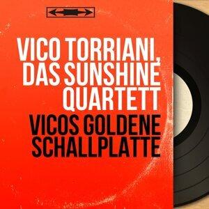 Vico Torriani, Das Sunshine Quartett アーティスト写真