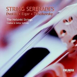 Helsinki Strings, The and Szilvay, Csaba and Szilvay, Geza (conductors) アーティスト写真
