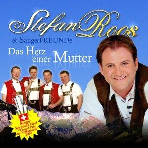 Stefan Roos, Sängerfreunde 歌手頭像