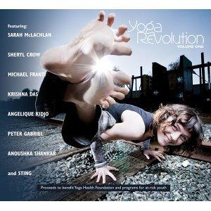 Yoga Revolution 歌手頭像