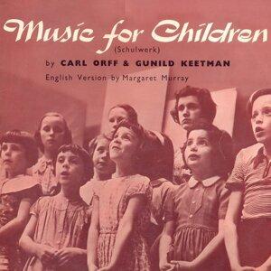 Carl Orff & Gunild Keetman & Margaret Murray 歌手頭像
