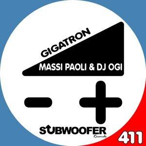 Massi Paoli, DJ Ogi 歌手頭像