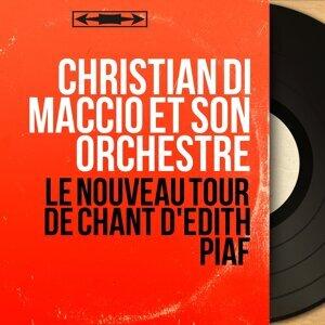 Christian Di Maccio et son orchestre アーティスト写真