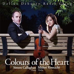 Midori Komachi and Simon Callaghan 歌手頭像
