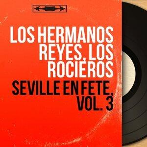 Los Hermanos Reyes, Los Rocieros 歌手頭像