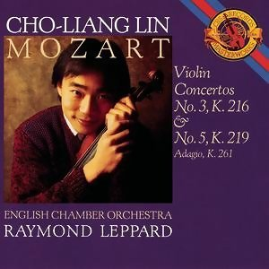 Cho-Liang Lin, English Chamber Orchestra, Raymond Leppard 歌手頭像