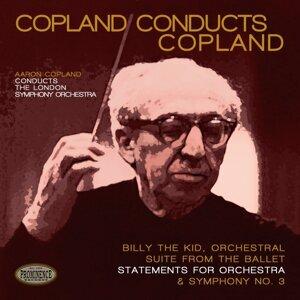 Henry Fonda, London Symphony Orchestra, Aaron Copland 歌手頭像