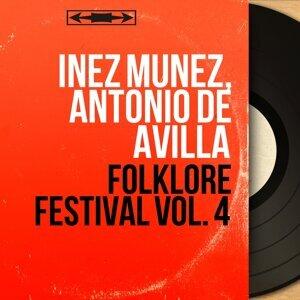 Inez Munez, Antonio de Avilla アーティスト写真