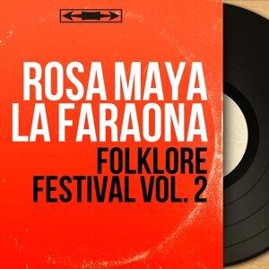 Rosa Maya la Faraona アーティスト写真