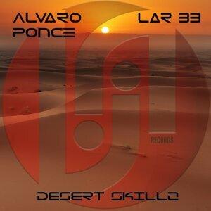 Alvaro Ponce アーティスト写真