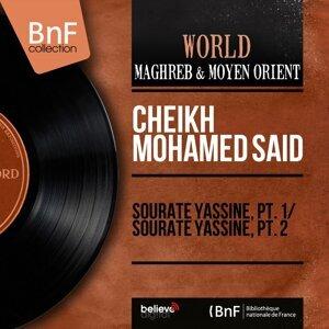Cheikh Mohamed Saïd 歌手頭像
