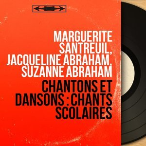 Marguerite Santreuil, Jacqueline Abraham, Suzanne Abraham アーティスト写真