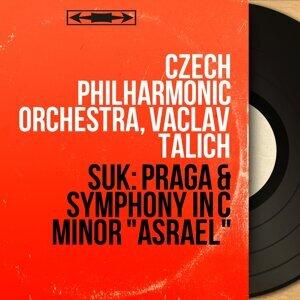Czech Philharmonic Orchestra, Václav Talich