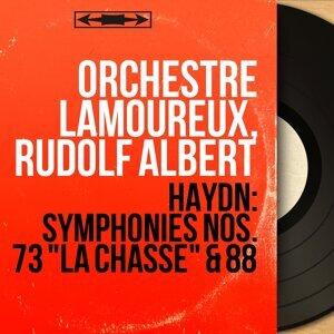 Orchestre Lamoureux, Rudolf Albert 歌手頭像
