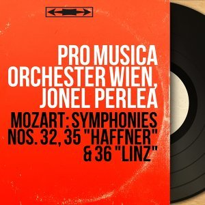 Pro Musica Orchester Wien, Jonel Perlea 歌手頭像