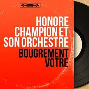 Honoré Champion et son orchestre 歌手頭像