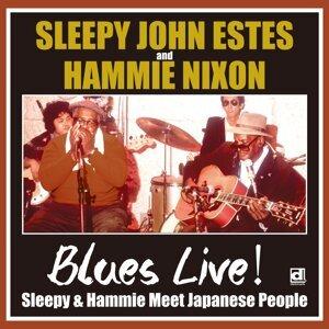 SLEEPY JOHN ESTES & HAMMIE NIXON アーティスト写真