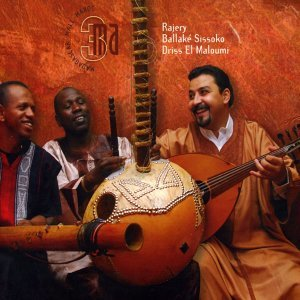 Rajery, Ballaké Sissoko, Driss El Maloumi 歌手頭像
