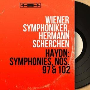 Wiener Symphoniker, Hermann Scherchen 歌手頭像