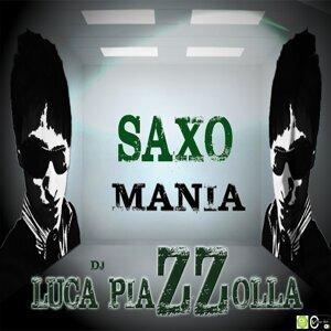 DJ Luca Piazzolla アーティスト写真