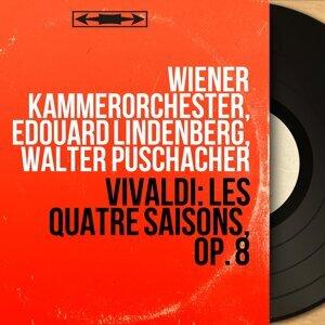Wiener Kammerorchester, Edouard Lindenberg, Walter Puschacher アーティスト写真