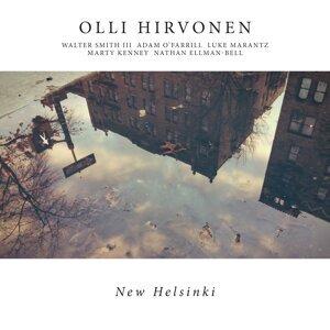 Olli Hirvonen アーティスト写真