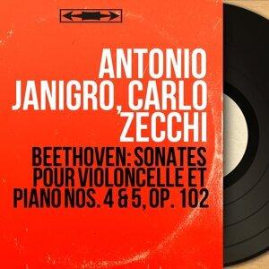Antonio Janigro, Carlo Zecchi 歌手頭像