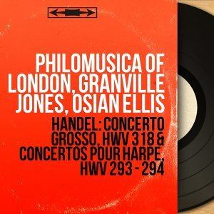 Philomusica of London, Granville Jones, Osian Ellis 歌手頭像