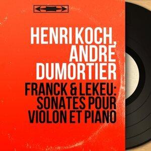 Henri Koch, André Dumortier アーティスト写真